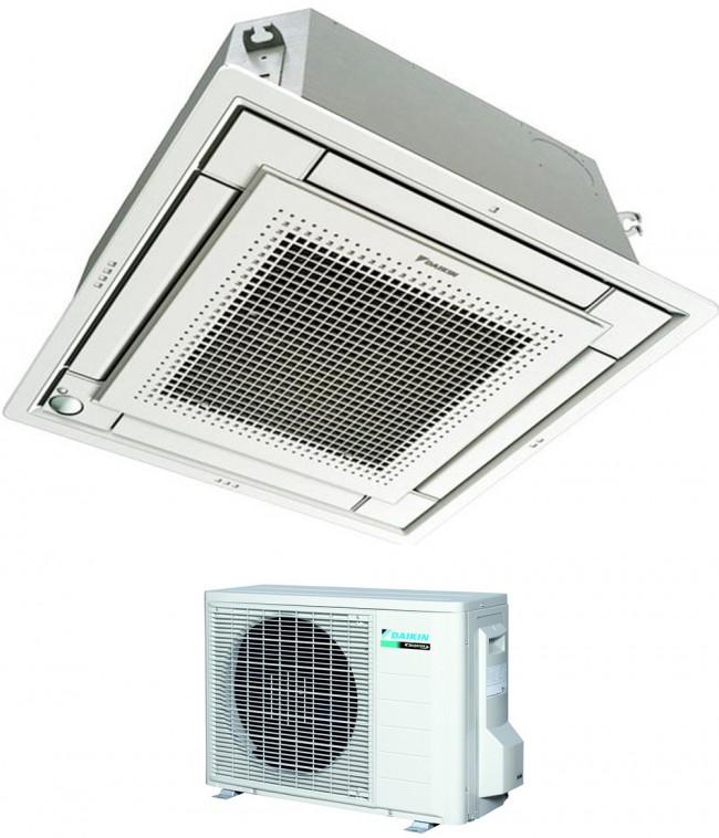 Conditioner tip caseta Daikin SkyAir FFQ25C-RXS25L3 Inverter 9000 BTU
