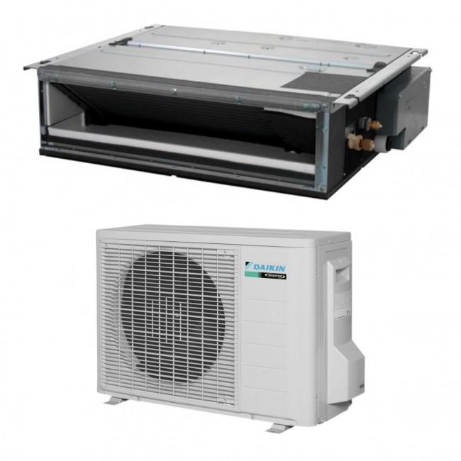 Conditioner Tip Duct Daikin FDXS50F9-RXS50L Inverter 18000 BTU