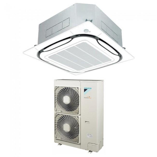 Conditioner tip caseta Daikin SkyAir FCQG100F-RZQG100L8V1 Inverter 32000 BTU