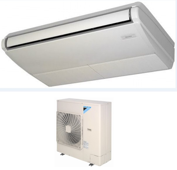 Conditioner pentru Plafon Daikin SkyAir FHQ125C-RZQSG125L8V1 Inverter 40000 BTU